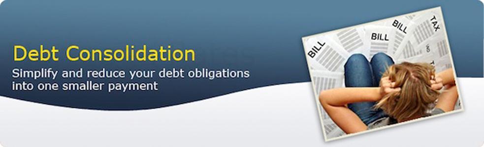 consolidate debts